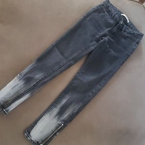 Levi's 710 Ankle Super Skinny Jeans